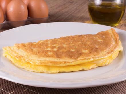 Omas Eierkuchen - Rezept - Bild Nr. 2