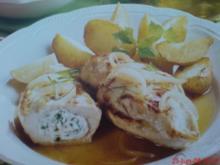 Gefüllte Hähnchenbrust - Rezept