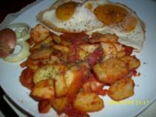 Bratkartoffeln mal anders - Rezept