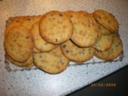 Choclate chip Cookies - Rezept
