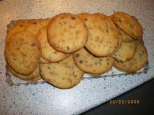 Choclate chip Cookies - Rezept