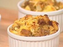 Lebkuchen-Brotpuddding - Rezept