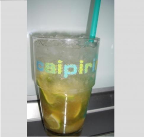 Caipirinha - Rezept