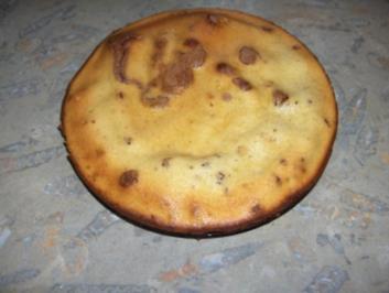 Mini Käsesahne-Brownies - Rezept