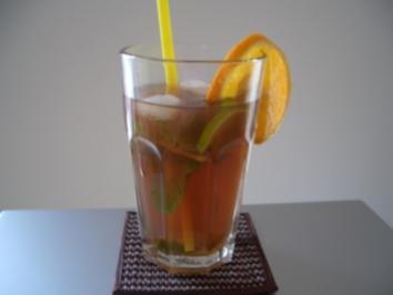 Brasilian Lover (Alkoholfrei) - Rezept