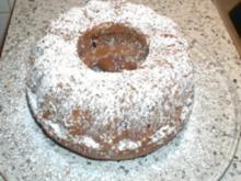 Marmor - Gugelhupf - Rezept