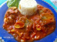 Spanien - Lengua a tomate - Zunge in Tomatensoße - Rezept - Bild Nr. 2