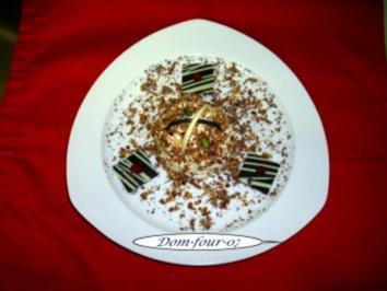 Bayrische Creme einfach & schnell - Rezept