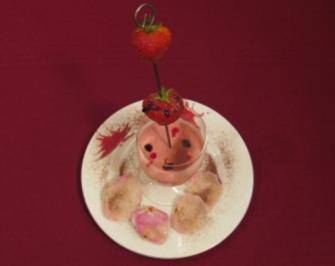 Erdbeer-Smoothie - Rezept
