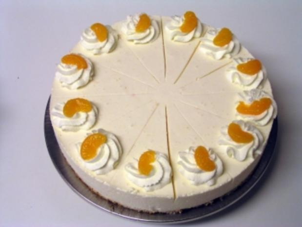 Quark-Sahne-Torte - Rezept