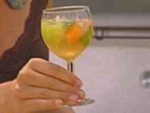 Melonenbowle - Rezept