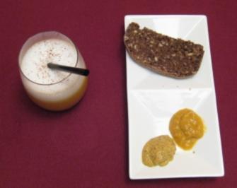 Kürbis-Macchiato - Rezept