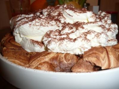 Schokoladen-Wolkenkuchen - Rezept