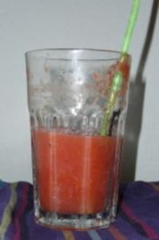 Wassermelonen-Daiquiri - Rezept