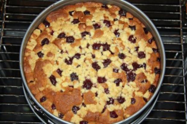Kirsch-Streuselkuchen - Rezept - Bild Nr. 6