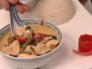 Red Curry mit Huhn (Isabel Varell) - Rezept