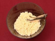 Panaeng Curry mit Ente und Reisspätzle (Heike Kloss) - Rezept