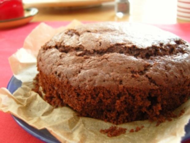 Mini schoko kuchen rezept mit bild for Minikuche mit spulmaschine