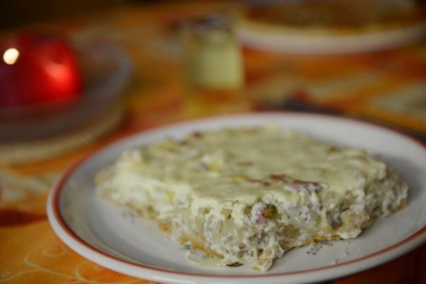 Badischer Zwiebelkuchen - Rezept - Bild Nr. 3