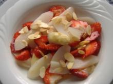 Erdbeer-Spargel-Salat - Rezept
