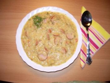 Suppen: Bärbel's Kartoffelsuppe - Rezept
