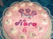 Prinzessinen-Torte - Rezept