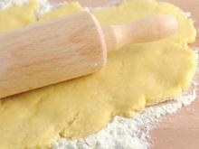 Mürbteig für Mohn -, Nuss-, Apfel-, Marmelade- oder Topfenstrudel - Rezept - Bild Nr. 2