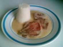 Rinderzunge in Senfsoße - Rezept