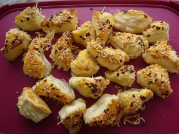 Party: Bobbeles Party-Käse-Füße - Rezept - Bild Nr. 2