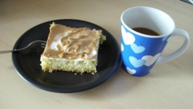 Rhabarber Torte - Rezept