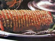 Kasseler Braten mit Käsefüllung - Rezept - Bild Nr. 2