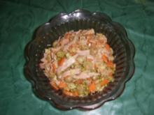 Spanischer Thunfischsalat - Rezept