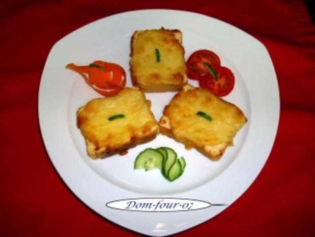 Käsebrot gebacken mit Pfiff - Rezept - Bild Nr. 2