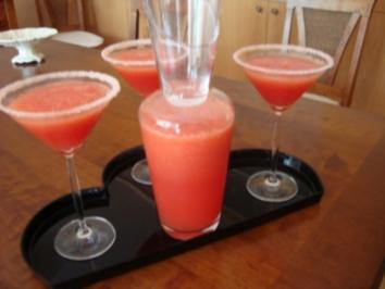 *Drinks ohne Alkohol - Horchata de Melon - Rezept