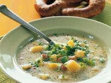 Kartoffel-Bier-Suppe - Rezept