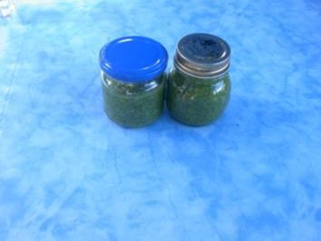 Basilikum - Pesto - Rezept