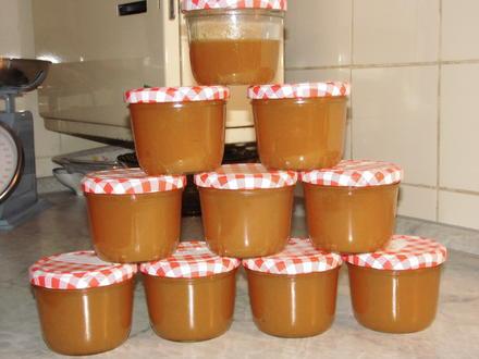 Pfirsich-Marmelade - Rezept - Bild Nr. 2