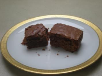 Rezept: Death by Brownie