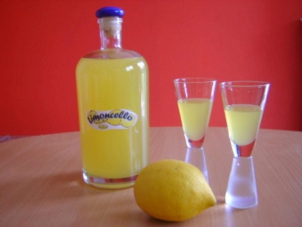 Limoncino unterschied limoncello und Bottega Limoncino