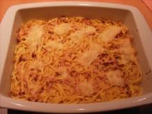 Käsespätzle überbacken - Rezept