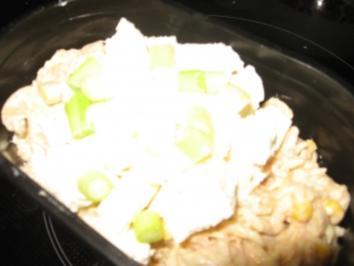 Reissalat mit Thunfisch Teil II - Rezept