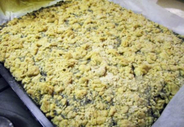 Kuchen: Mohn-Apfel-Topfen-Streusel - Rezept - Bild Nr. 2