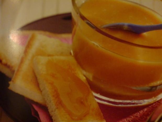 Karamell - Milch - Rezept
