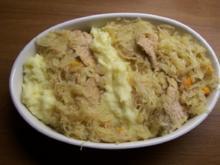 Sauerkraut Auflauf - Rezept