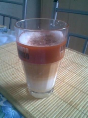 Baileys-Latte - Rezept