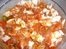 Roter Geflügelsalat - Rezept