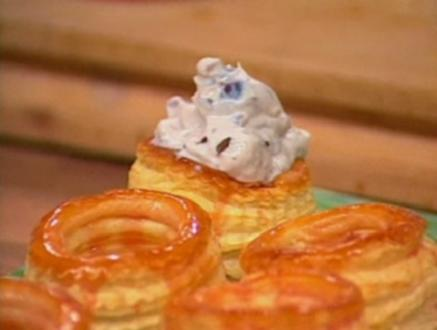 Italienische Pastetchen - Rezept