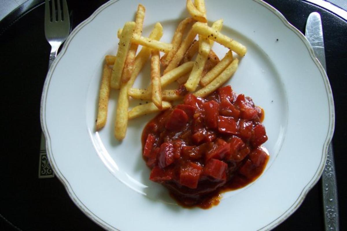 Puszta-Schnitzel mit Paprika - Rezept Eingereicht von quasselheinz
