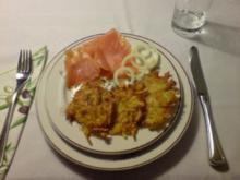 Reibekuchen (Kartoffelpuffer) - Rezept