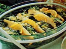 Fisch Florentiner Art - Rezept